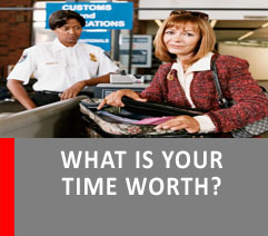 WHAT IS YOUR TIME WORTH?