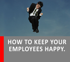 KEEP YOUR EMPLOYEES HAPPY WITH INCENTIVE AND REWARD PROGRAMS