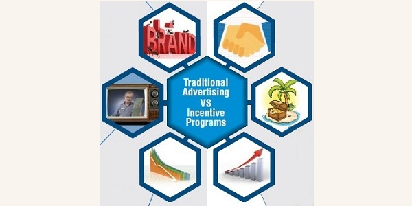 Traditional Advertising vs. Incentive Programs