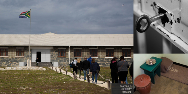 South African Spotlight: Once-In-A-Lifetime Moments on Robben Island