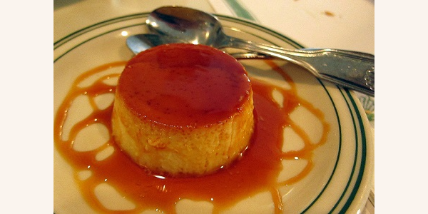 Cuban Spotlight: Cuban Flan